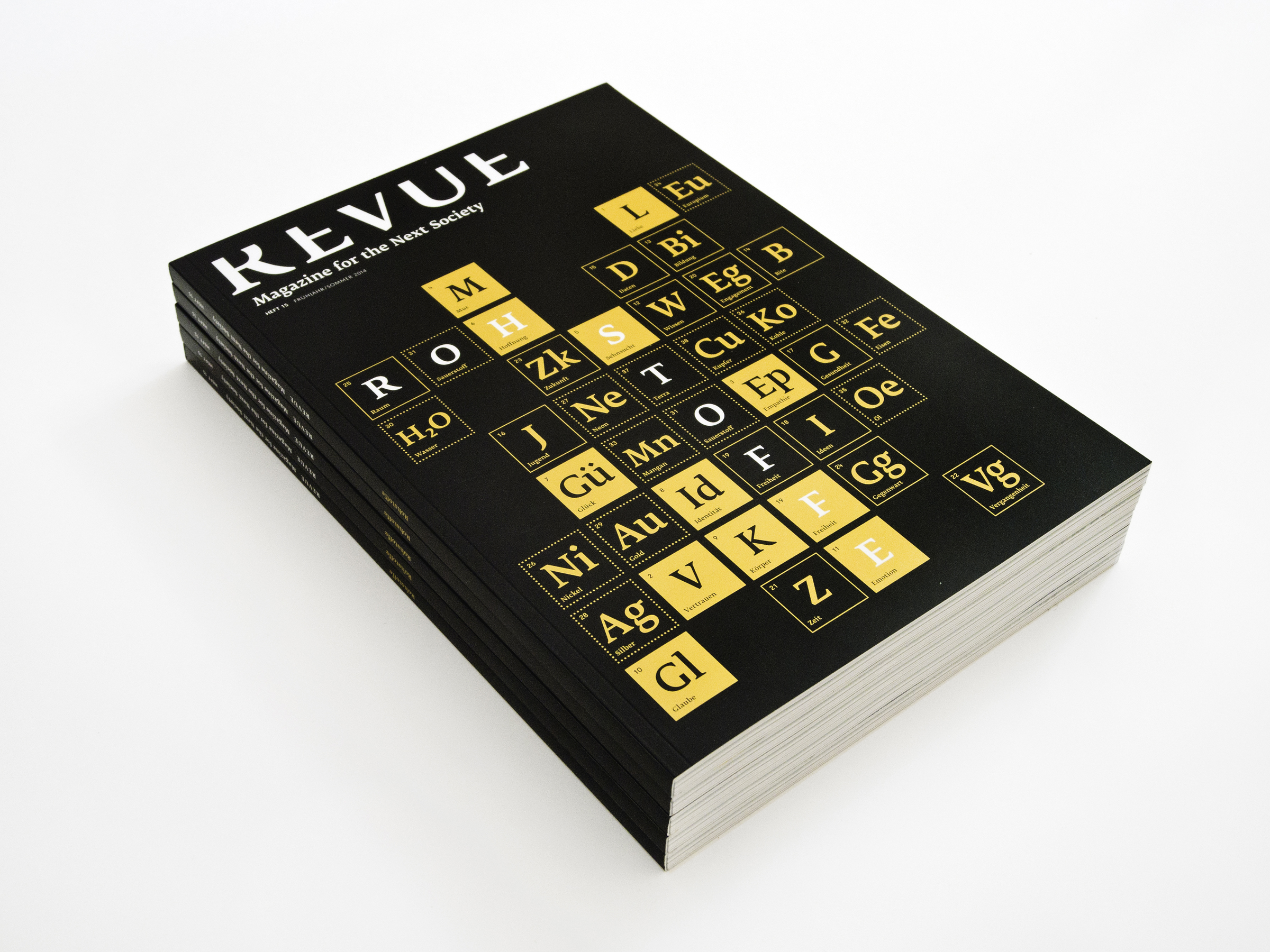 Revue — Magazine for the Next Society